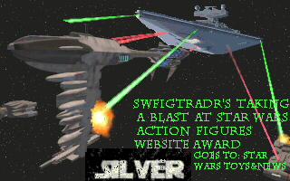 SWFigTradr's Top 3 Award: Silver